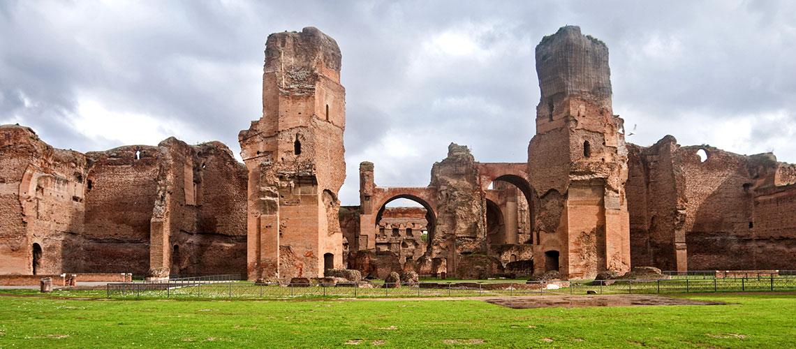 Terme di Caracalla Roma